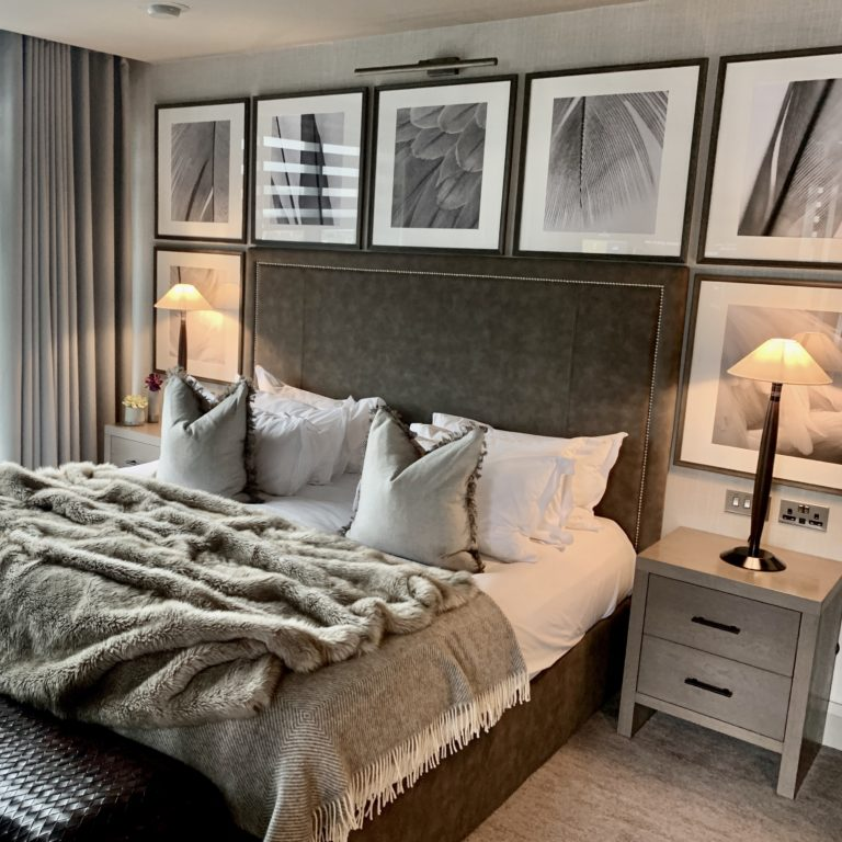 Bedroom at Dakota Manchester