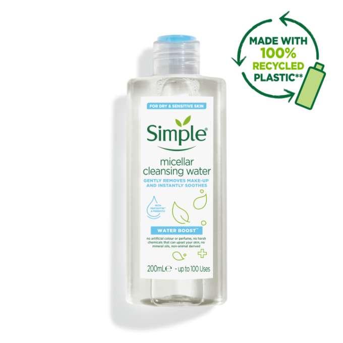 Simple Micellar Water