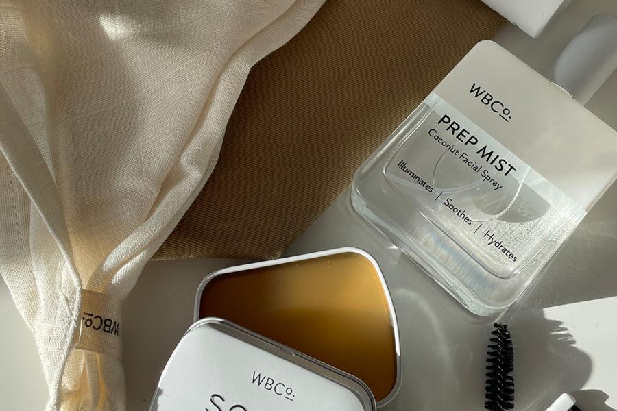 West Barn Co product flatlay