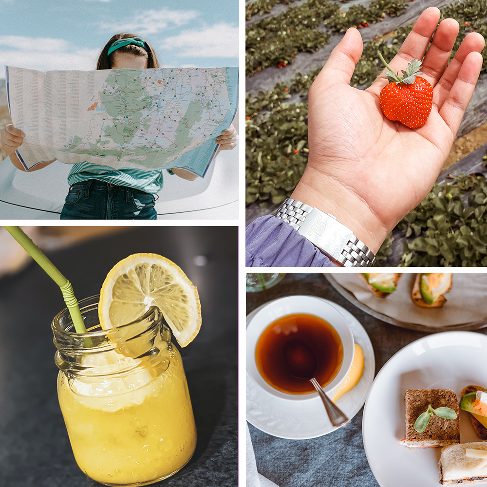 a-z of what to do this summer