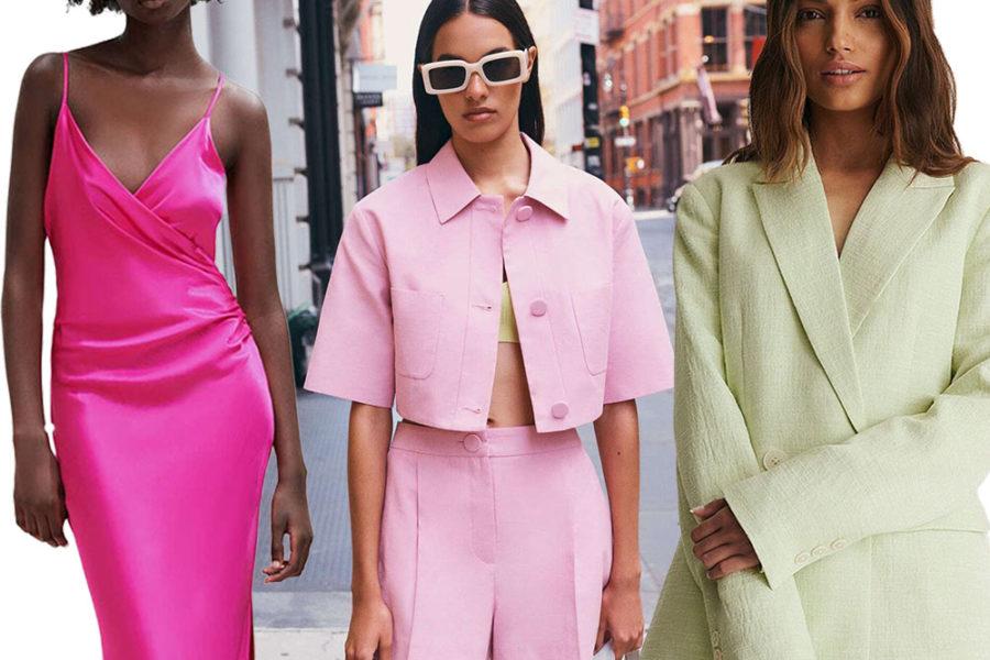 summer high street fashion hits