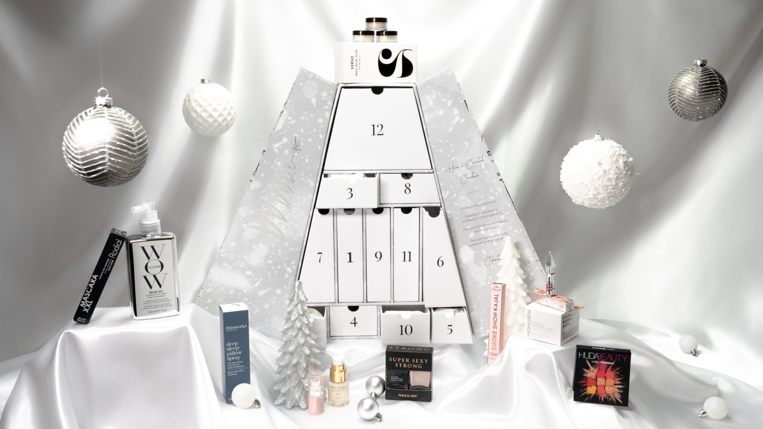 cohorted 12 wishes advent calendar