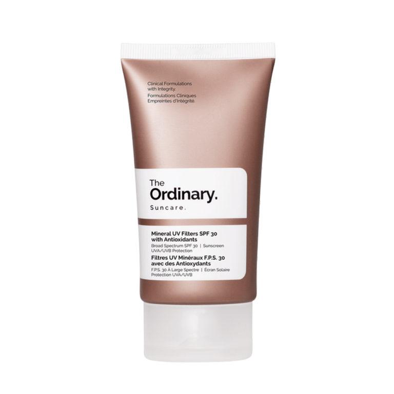 ordinary sunscreen
