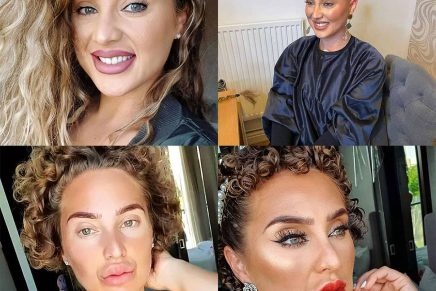 the power of makeup collage