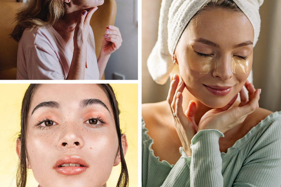 skin care for different ages